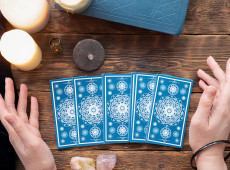 5-Card Tarot Spread for the New Moon in Taurus