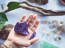 8 Crystals to Strengthen & Cleanse Your Aura