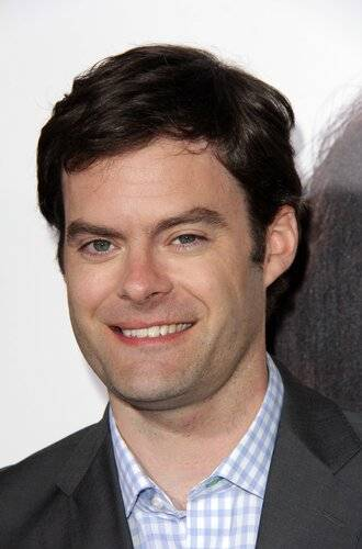 Bill Hader, Gemini actor, comedian and celebrity