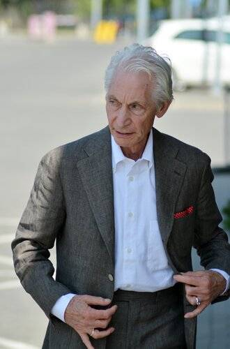 Charlie Watts, Gemini drummer and celebrity