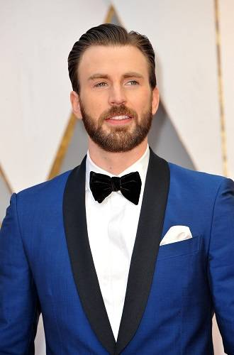 Chris Evans, Gemini actor and celebrity