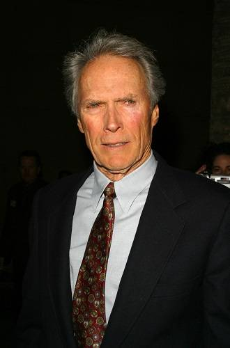 Clint Eastwood, Gemini actor, director and celebrity