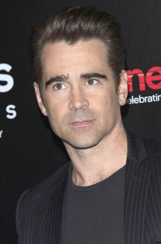 Colin Farrell, Gemini actor and celebrity