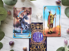 The Archer's Tarot: Which Tarot Cards Represent Sagittarius?