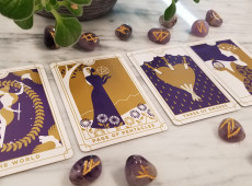 Biddy Answers: 7 Powerful Ways to Thrive Using Tarot
