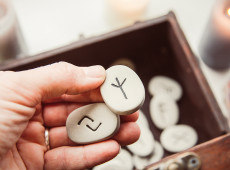 Beneficial Thought: Runes for November - Find Your Spiritual Zen