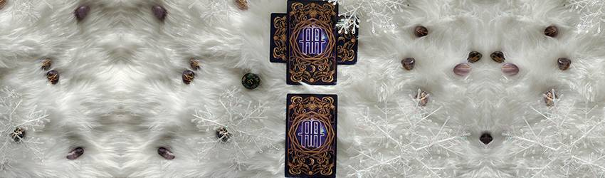 Chiron Direct in Aries 3-card Tarot Spread with cards from Astrology Answers.