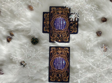 Chiron Direct in Aries 3-Card Tarot Spread