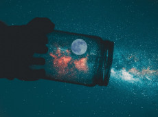 How to Make Moon Water for Full Moon Rituals