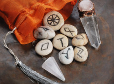 How to Work Rune Stones into Your Daily Routine